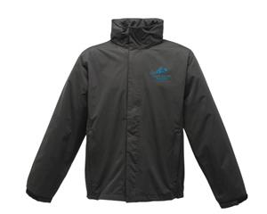 james ewart racing jacket front blue small