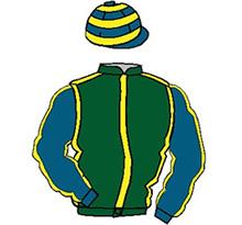 Jockey colours for Bullion (FR)