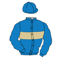 Jockey colours for Black Pirate (GB)