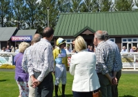 James Ewart Parade Ring Discussion!