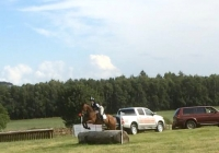 Time Out & Nikki Graham - Eventing!